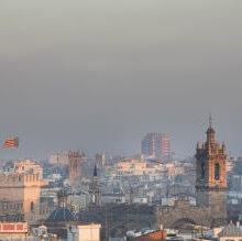 Los altos niveles de polución en Valencia afectan a tu piel