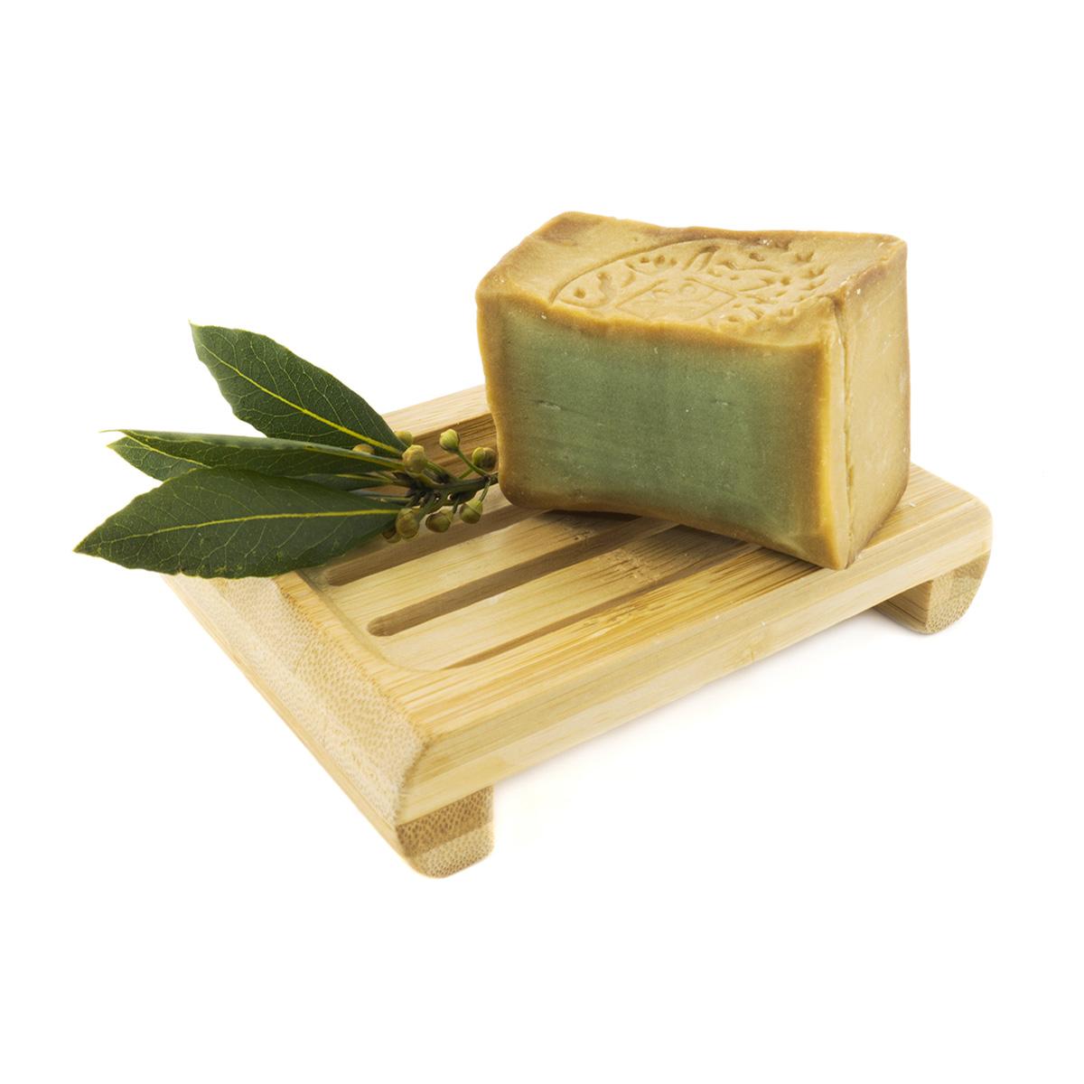 Jabonera de bambu ecologico