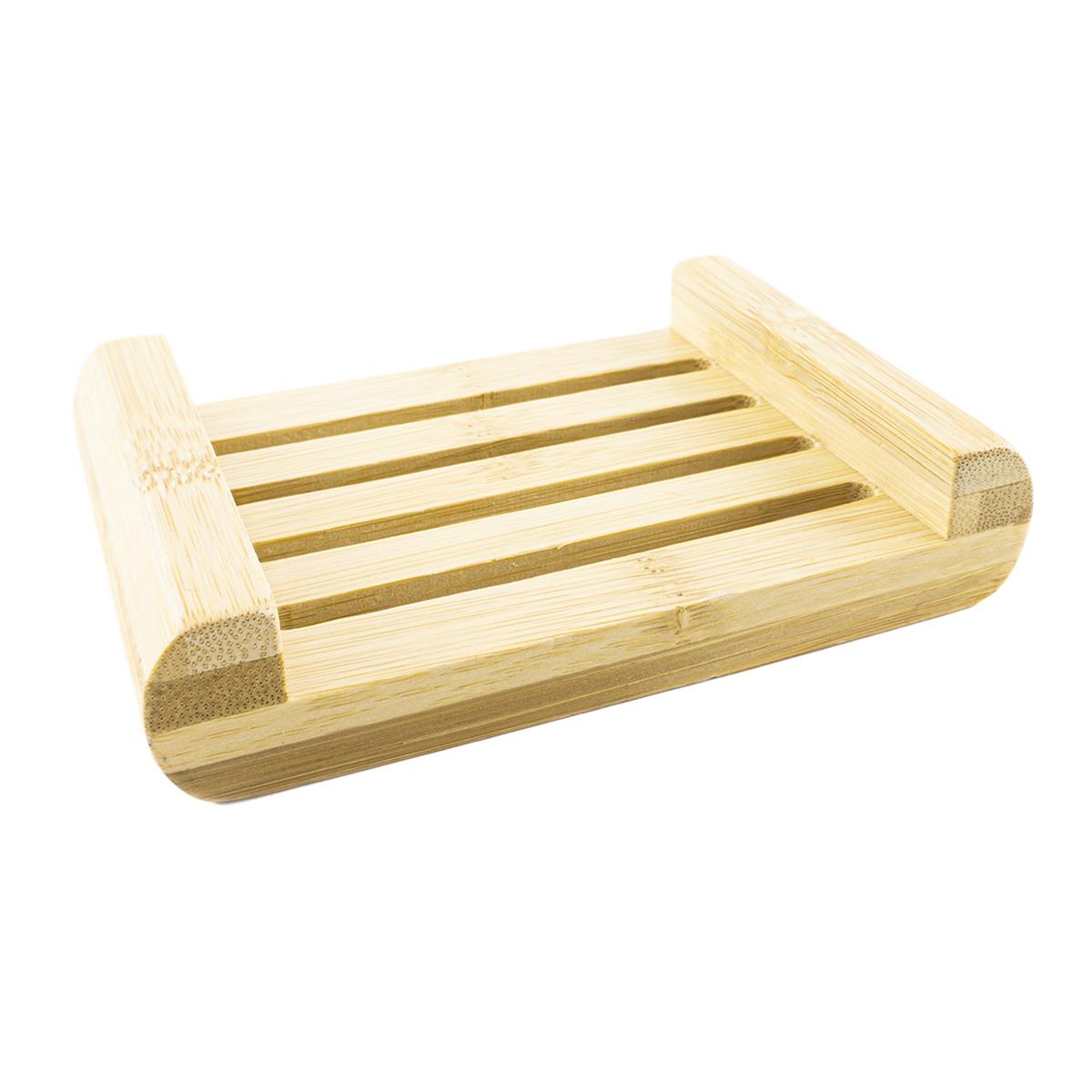 Jabonera de bambu cero residuo